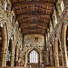 St Wystan Repton by Dave Godden