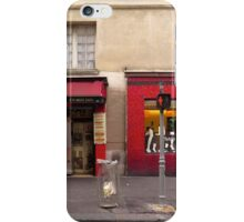 a day in the life of paris iPhone Case/Skin
