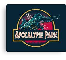 Apocalypse Park Canvas Print