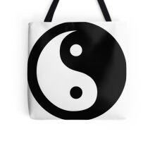 Yin Yang Ideology Tote Bag