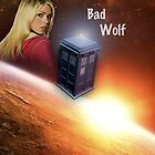 Rose Tyler/Bad Wolf- Doctor who by PaytonGilley