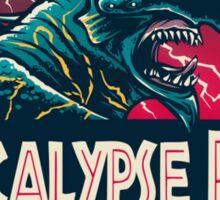 Apocalypse Park Sticker