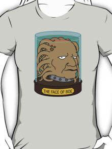 The Face of Boe T-Shirt
