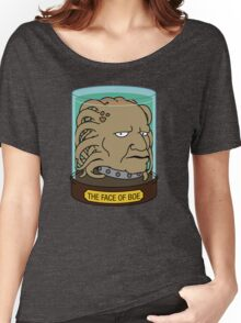 The Face of Boe Women's Relaxed Fit T-Shirt