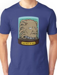The Face of Boe Unisex T-Shirt