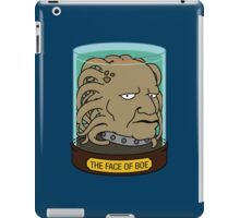 The Face of Boe iPad Case/Skin
