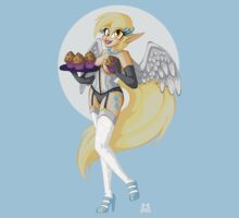 My Little Pin Up- Derpy Hooves by LillyKitten