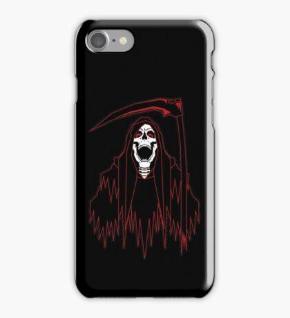 Reaper - Sick Skateboards iPhone Case/Skin