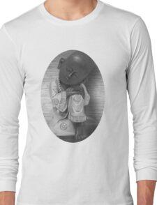 。◕‿◕。 LITTLE MONK TEE SHIRT 。◕‿◕。 Long Sleeve T-Shirt