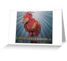 FAWKES  Greeting Card