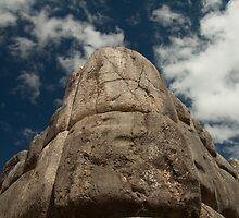 Incan Stonework by GHeathcote