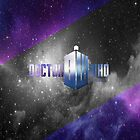 Doctor Who Logo by PaytonGilley