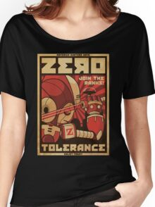 Zero Tolerance Women's Relaxed Fit T-Shirt