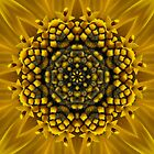 Sun-Design ~ Kaleidoscope by Jan  Tribe