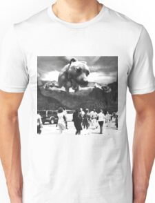 Attack of the Pit bull Unisex T-Shirt