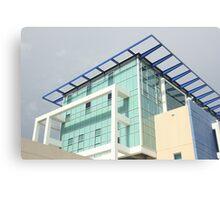 Very Modern Police Headquarters -  Sarasota  Canvas Print