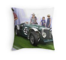 Jacobsen MG Magnette Special Throw Pillow