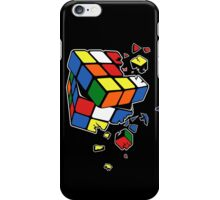 Exploding Cube iPhone Case/Skin