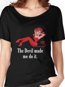 Abaddon Shirt Women's Relaxed Fit T-Shirt