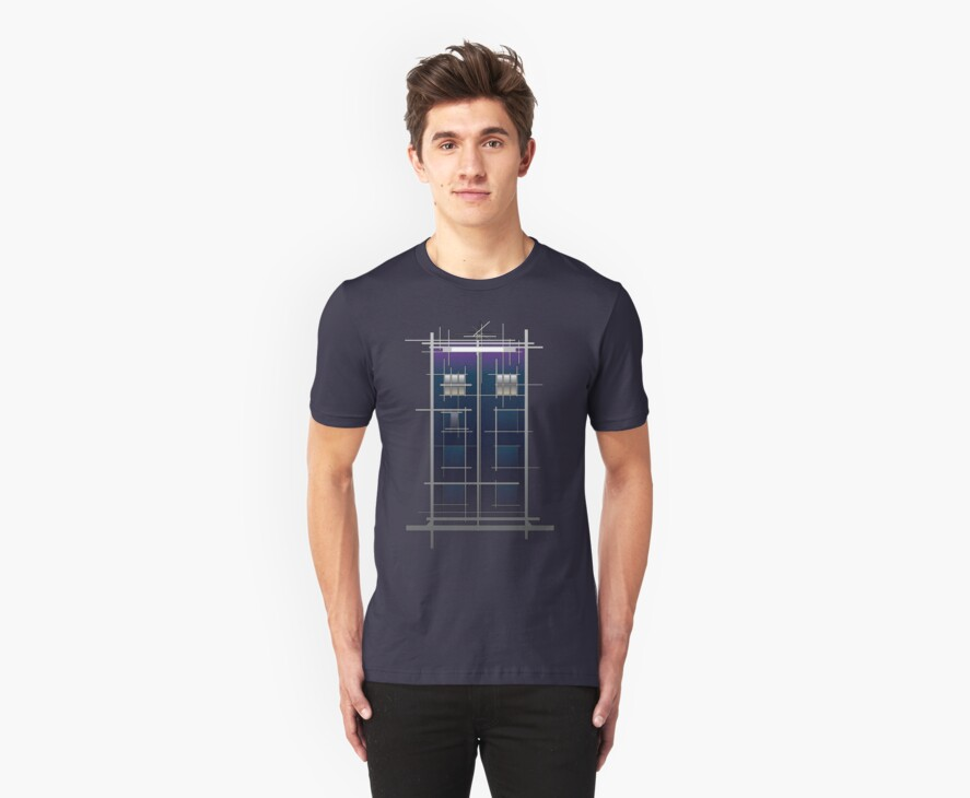 Tardis (White) by cubcakes