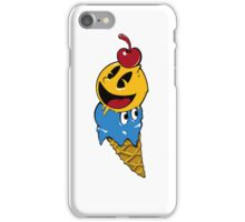 Pac Man Ice Cream Cwned iPhone Case/Skin