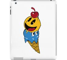 Pac Man Ice Cream Cwned iPad Case/Skin