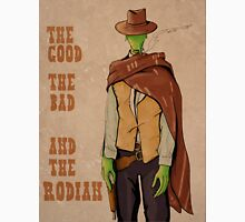 The Good The Bad and the Rodian Unisex T-Shirt