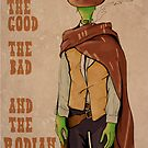 The Good The Bad and the Rodian by Dusky