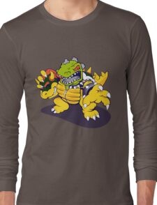 The Replacement Koopa King Long Sleeve T-Shirt