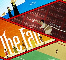'The Fall' Poster by Paul Linstrot