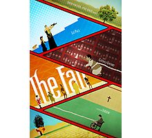 'The Fall' Poster Photographic Print