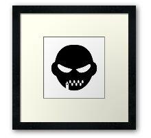 Gimp Ideology Framed Print