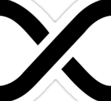 Infinity Ideology Sticker
