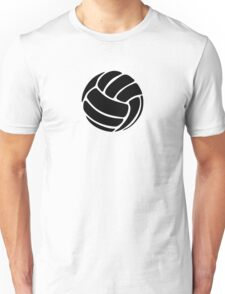 Volleyball Ideology Unisex T-Shirt