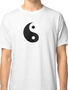 Yin Yang Ideology Classic T-Shirt