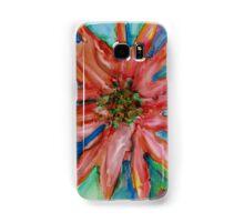 Colorful Christmas Samsung Galaxy Case/Skin