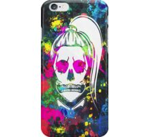 Born This Way Splatter iPhone Case/Skin