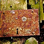 Forgotten Lock by haymelter