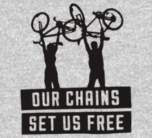 Our Chains Set Us Free (lite) by PaulHamon