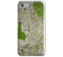 Hobart City iPhone iPhone Case/Skin