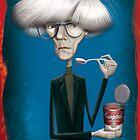 Andy Warhol by Shane McGowan
