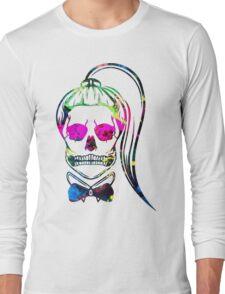 Born This Way Splatter Long Sleeve T-Shirt