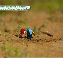 Forgetfulness by Bean Strangeways
