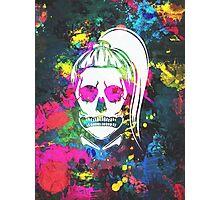Born This Way Splatter Photographic Print
