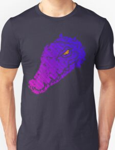 INNER ANIMAL - Gradient Version with an aluring eye T-Shirt