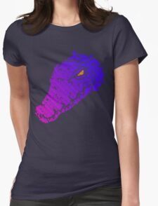 INNER ANIMAL - Gradient Version with an aluring eye Womens Fitted T-Shirt