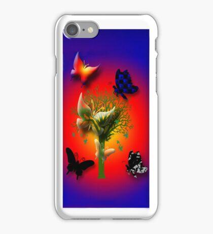 Ƹ̴Ӂ̴Ʒ SILENCE AND THE BEAUTY OF BUTTERFLIES IPHONE CASE Ƹ̴Ӂ̴Ʒ iPhone Case/Skin