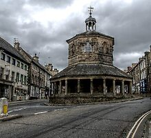 Butter Market, Barnard Castle by Andrew Pounder