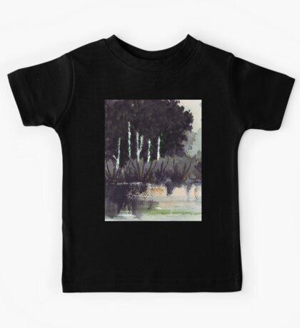 The river trees... Kids Tee