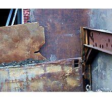 Water Main Frames Photographic Print